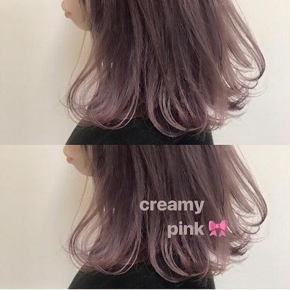 ♡ ♡natsuki♡のミディアムのヘアスタイル