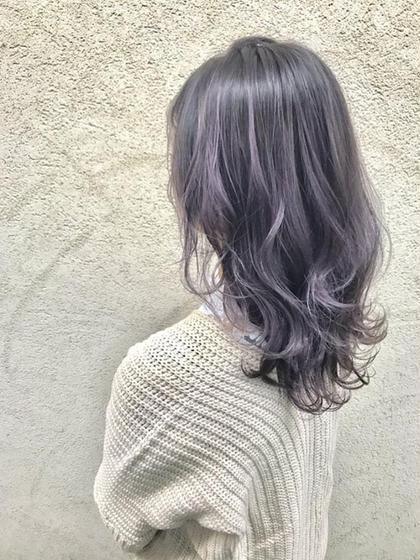【30%OFF】ダブルブリーチ+カラー