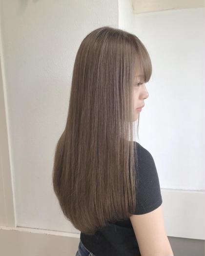 GiseLで髪質改善☆縮毛矯正+ナノスチームtr☆9900円