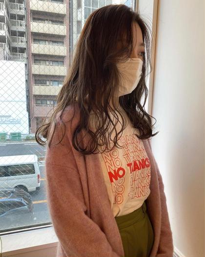 【人気No.3メニュー】お洒落さんになれる似合わせカット+透明感カラー