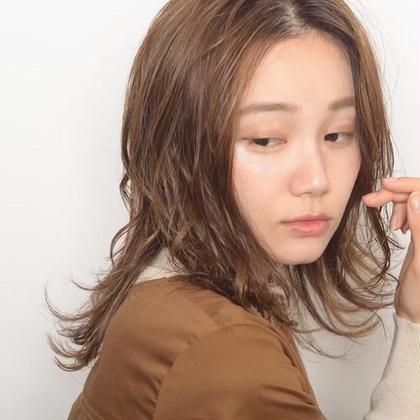 【9月限定】☀️カット+カラー+ヘッドスパ10分☀️