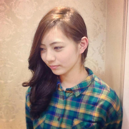 BENI hair&make所属・ツジヤスユキのスタイル
