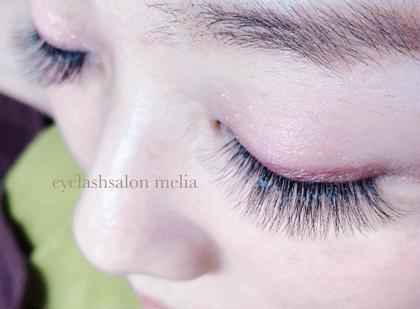 ボリュームラッシュ140束 密度のしっかりあるフワフワの仕上がりに✨ eyelashsalon melia所属・eyelashmeliaのフォト