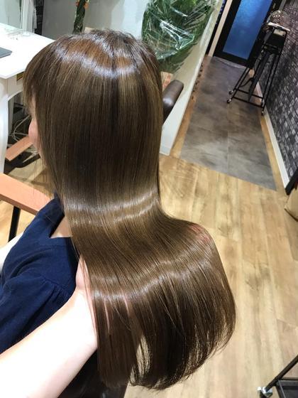 【✂️ご新規様限定✨】似合わせカット&髪質改善トリートメント (シャンプースタイリング付)
