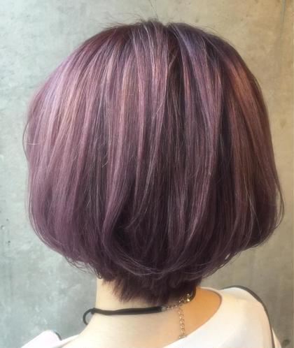 miel  hair&spa所属・山岸花のスタイル