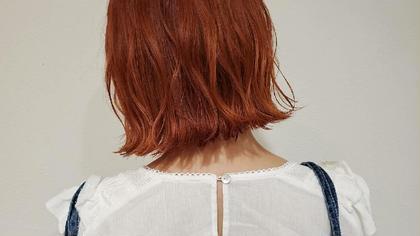 【高発色+透明感】艶々カラー+α毛髪補修成分配合✧カラーするたび綺麗な髪へ✨ph調整でケア+色持ちも◎