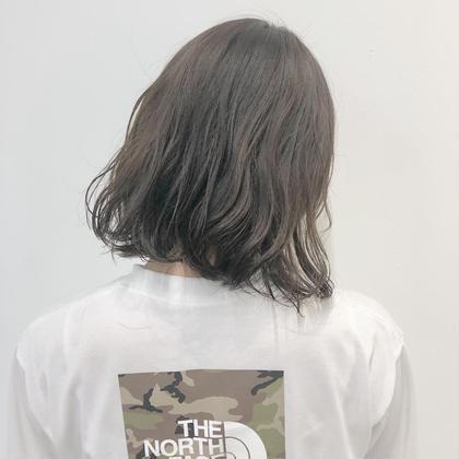 🥀【U25限定】カット + 透け感カラー + トリートメント 🌟