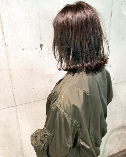 ✨ミニモ限定✨カット+カラー(炭酸SP付き)