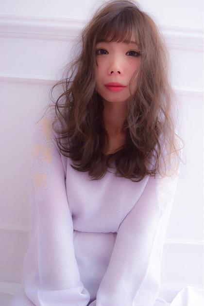 💝洗い流さないトリートメントプレゼント💝&カラー【髪質改善ケア】付き❤️