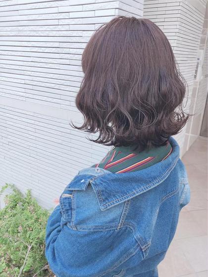 【7step最高級・潤い・ツヤ・コラーゲン】スローカラー+プレミアム髪質改善トリートメント💖