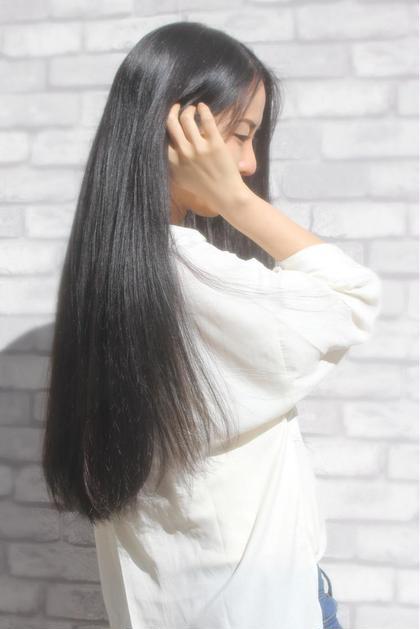 《ミニモ限定価格》✨カット+縮毛矯正✨❣️ノンアイロン・ノンアルカリ❣️+3step髪質改善トリートメント✨