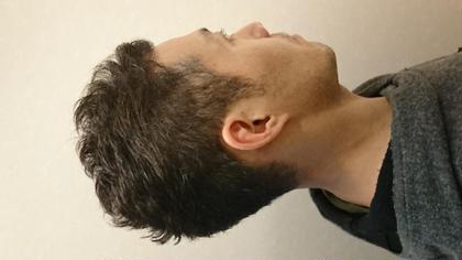 癖毛を活かしたスタイルです。 松本平太郎美容室 銀座Part4所属・中村彰秀のスタイル