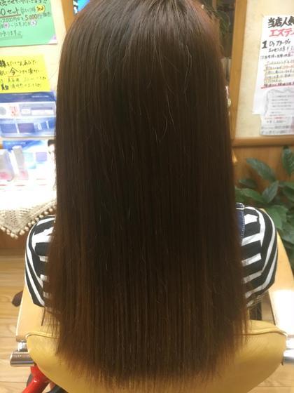 「縮毛矯正」髪のダメージが少ない話題の美革ストレート