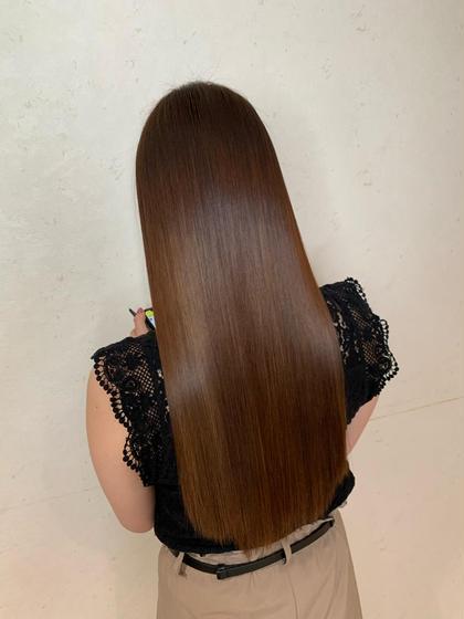 オリジナル髪質改善艶髪トリートメント✨
