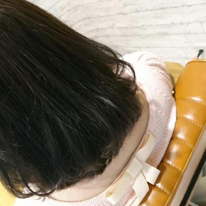 オレンジが気になる方オススメカラー #グレージュ LOREN所属・田中沙季のスタイル