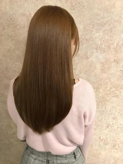 🌈デザインカット+デジタルパーマor縮毛矯正🌈(前髪パーマ、前髪ストレート、根元パーマも可)