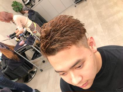 ❣️モテ髪No.1八木弥那己❣️のメンズヘアスタイル・髪型
