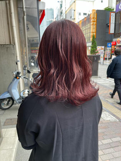 【minimo限定価格🌙】one color