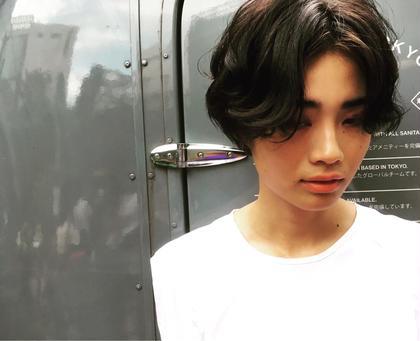レディースマッシュスタイル Hair lounge EGO Plantshair所属・松波光男のスタイル