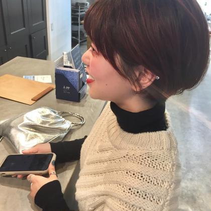 parcsapporo所属の浅川聖のヘアカタログ