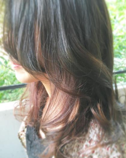 ✨似合わせカット+艶サラ✨イルミナカラー+イルミナ専用美髪トリートメント&ナノスチームバストリートメント