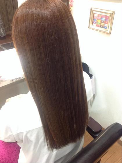 炭酸スパ+トリートメント! charm hair resort所属・charmhairのスタイル