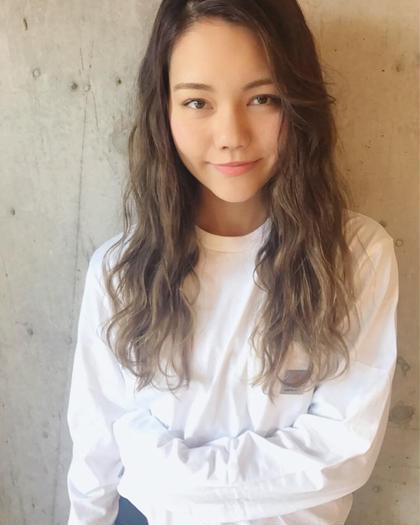 ✨大人気No.2メニュー✨外国人風ハイライト✨ブリーチ+カット+カラー+最新Tr DeepLayer