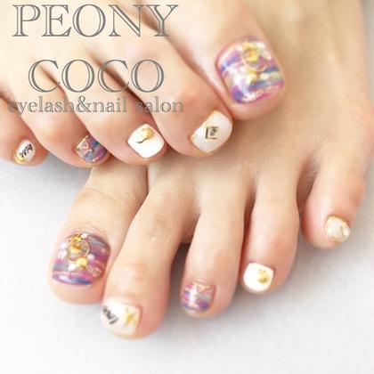 Footの場合+¥1000☆ PEONYCOCO所属・大西南帆のフォト