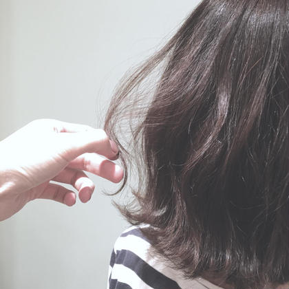 Le Clic AVEDA所属・ノモトアキヒサのスタイル