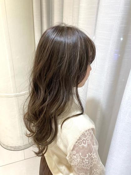 【大人気メニュー】🌺カット+美髪care+イルミナカラー+トリートメント🌺