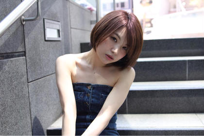 neaf  (ニーフ)所属・犬塚優介のスタイル