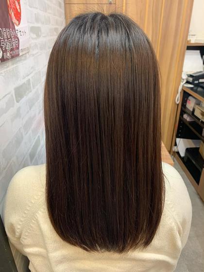 髪質改善です