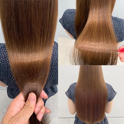 ✨話題沸騰中、業界最先端✨髪質改善、美髪整形〈サブリミック〉トリートメント🍃マスクお渡ししております⭕