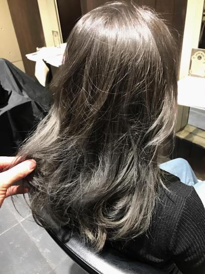 Lee東三国店所属・吉田航のスタイル