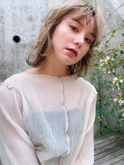 🌸平日限定ご新規様! 透明感カラー&トリートメント💚5500円🌸
