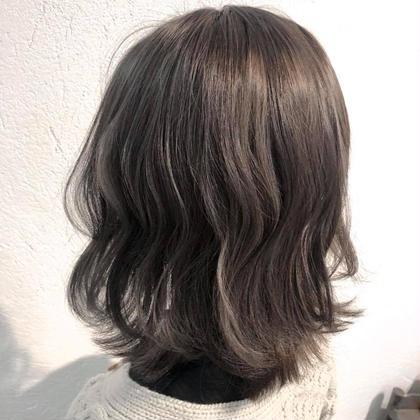 【🌸デビュー記念特別価格🌸】カット&艶色カラー♪+オリジナル蜂蜜TR🍯