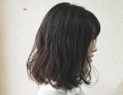 ラフパーマロブ vicca 'ekolu所属・井上雄太のスタイル
