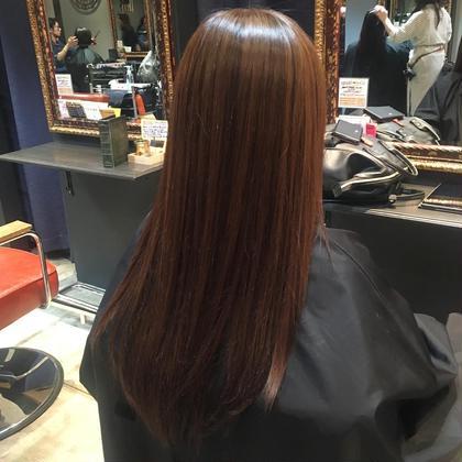 髪質改善✨✨超音波tokioトリートメント+似合わせカット+カラー