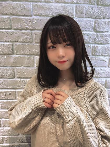 カット&トリートメント 平日学生限定!