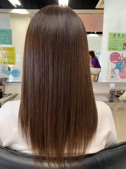 🧞♂️カット+髪質改善🧞♂️