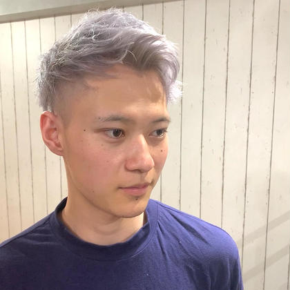 ✨白髪しか勝たん✨カット➕トリプルカラー(ブリーチ×2.カラー×1)