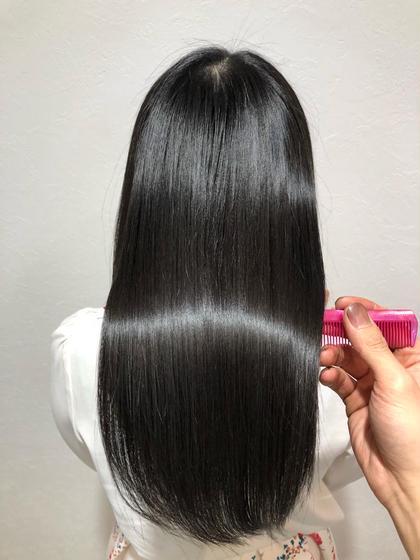 💛髪質改善ヘアエステ➕ ダメージ分解シャンプー➕髪質改善シャンプー200mlお持ち帰りコース💛
