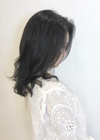 🌍レクチャー付き💖前髪カット+巻き髪スタイリングアレンジ💖