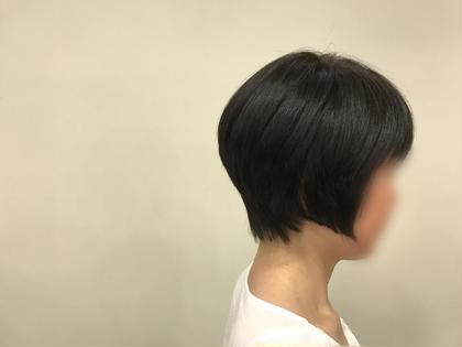 平日限定[女性]ショートボブ&ボブカットモデル