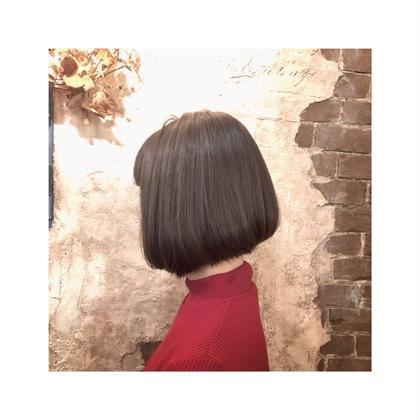 magiy hair所属のyumotoyukaのヘアカタログ