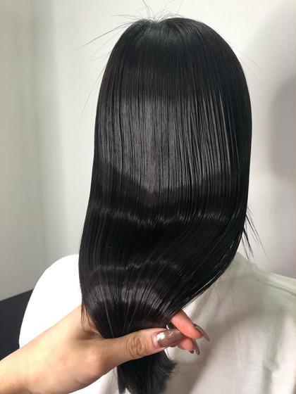 ♥︎梅雨の広がりに♥💐カット&カラー&髪質改善グラストリートメント💐