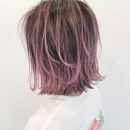 tocca hair&treatment所属の吉田佳祐のヘアカタログ