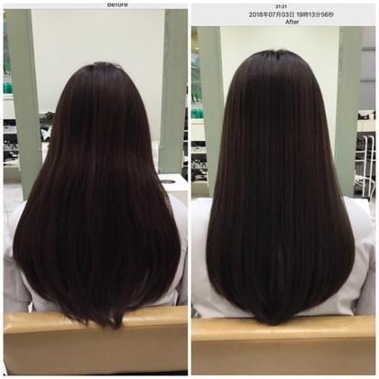 NOVEL富沢店所属の印波芽美のヘアカタログ