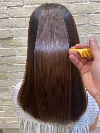 【人生で1番の美髪に】💜髪質改善酸熱トリートメント💜《プレミアム》