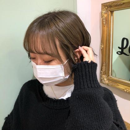 ♡前髪カット🧸♡